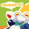nenena: (Tink - Cheers!)
