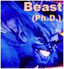 lilacsigil: Beast, Marvel Comics (