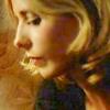 quinara: Buffy's sad-looking profile from Villains. (Buffy profile)