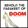 rachelmanija: (Bleach: Parakeet of DOOM)