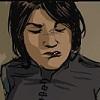 ejne7: Comic art illustration of a Latina cop (Default)