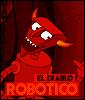 tablesaw: Futurama's Robot Devil, El Diablo Robotico (El Diablo Robotico)