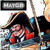 matgb: Artwork of 19th century upper class anarchist, text: MatGB (Default)