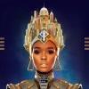 onyxlynx: Janelle Monae appearing androidish in headdress and neckpiece (Archandroid)